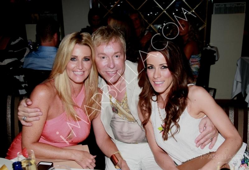 Kym Marsh, Nicola T и Sheree Murphy
